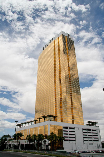 trump tower in vegas