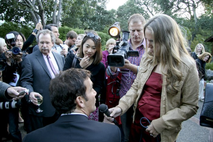 Clive Owen at Mill Valley Film Festival