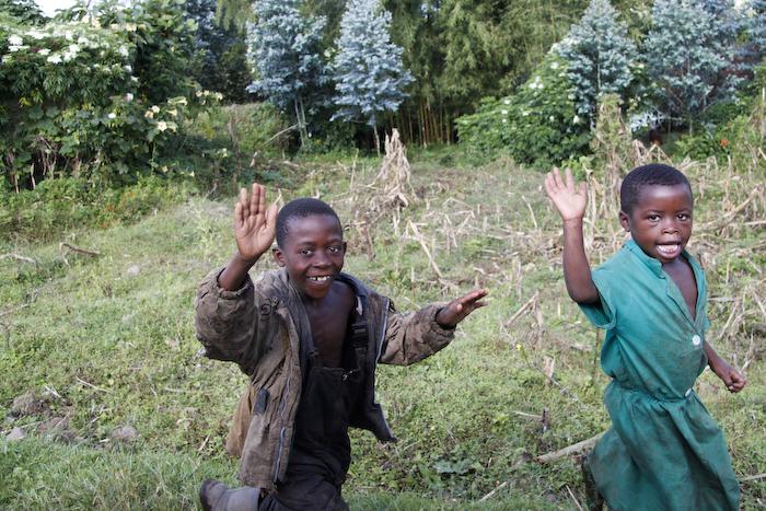 Rwanda children   Camels & Chocolate