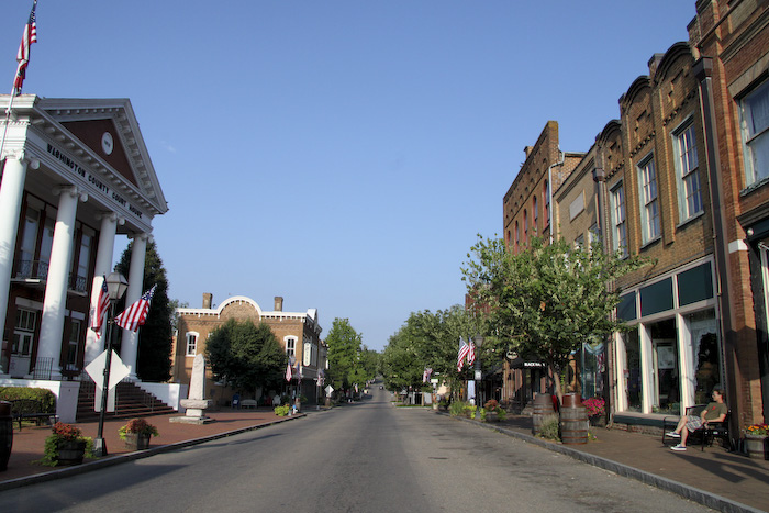 jonesborough, tennessee, travel, photography, historic towns, the south