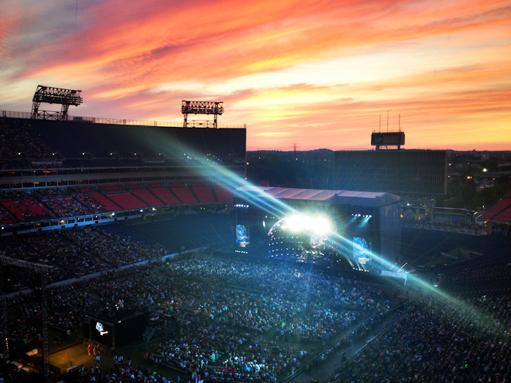 Country Music Fest, Nashville, Tennessee