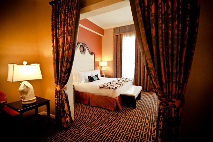 Hotel Monaco   Camels & Chocolate