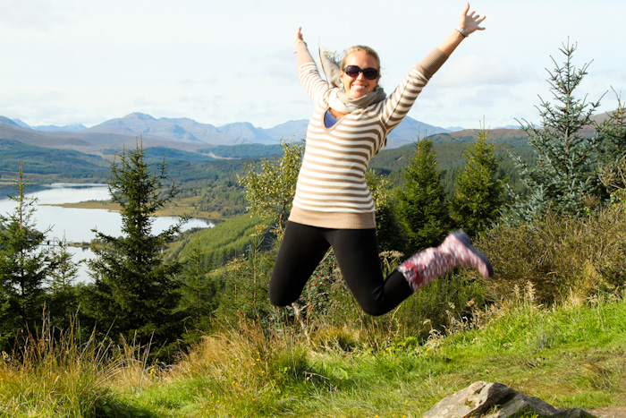 Family Road Trip Through Scotland's Western Highlands