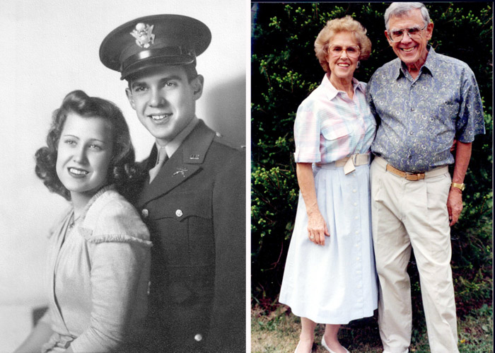 Bill Housholder and Doris Housholder