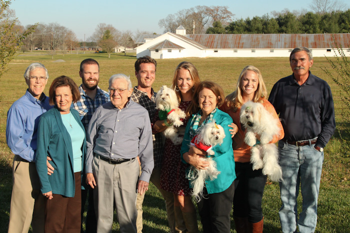 Thanksgiving in Tennessee