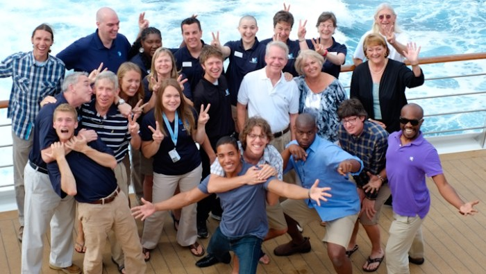 Enrichment Voyages staff