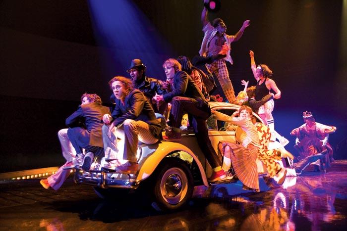 The Beatles LOVE, Cirque du Soleil