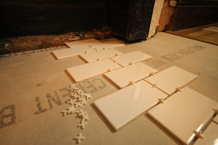 Tiling Fireplaces