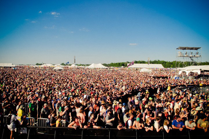 What to Expect from Your First Bonnaroo