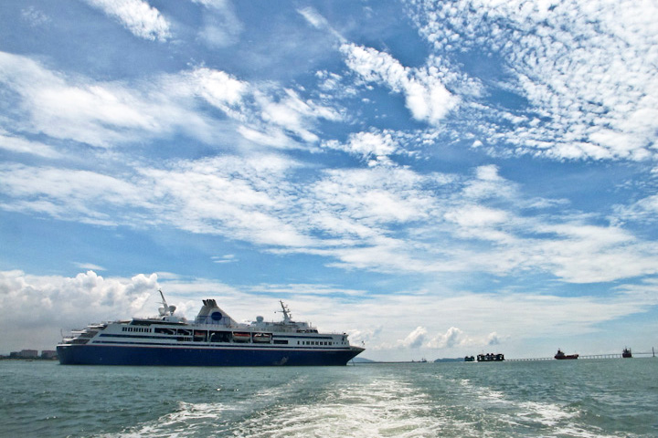 An Educational Cruise in Europe