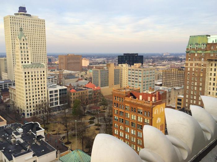 Weekend Getaway to Memphis