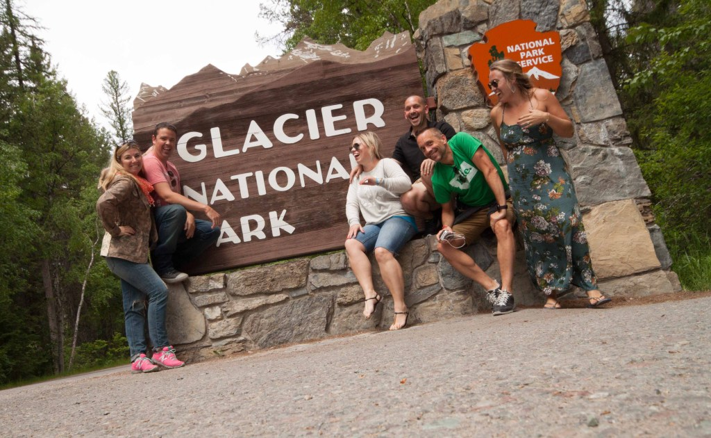 Glacier National Park Road Trip
