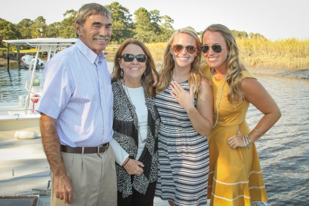 Charleston engagement