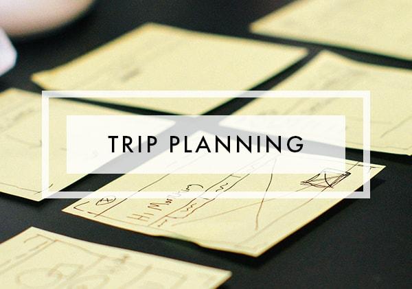 Posts on Trip Planning