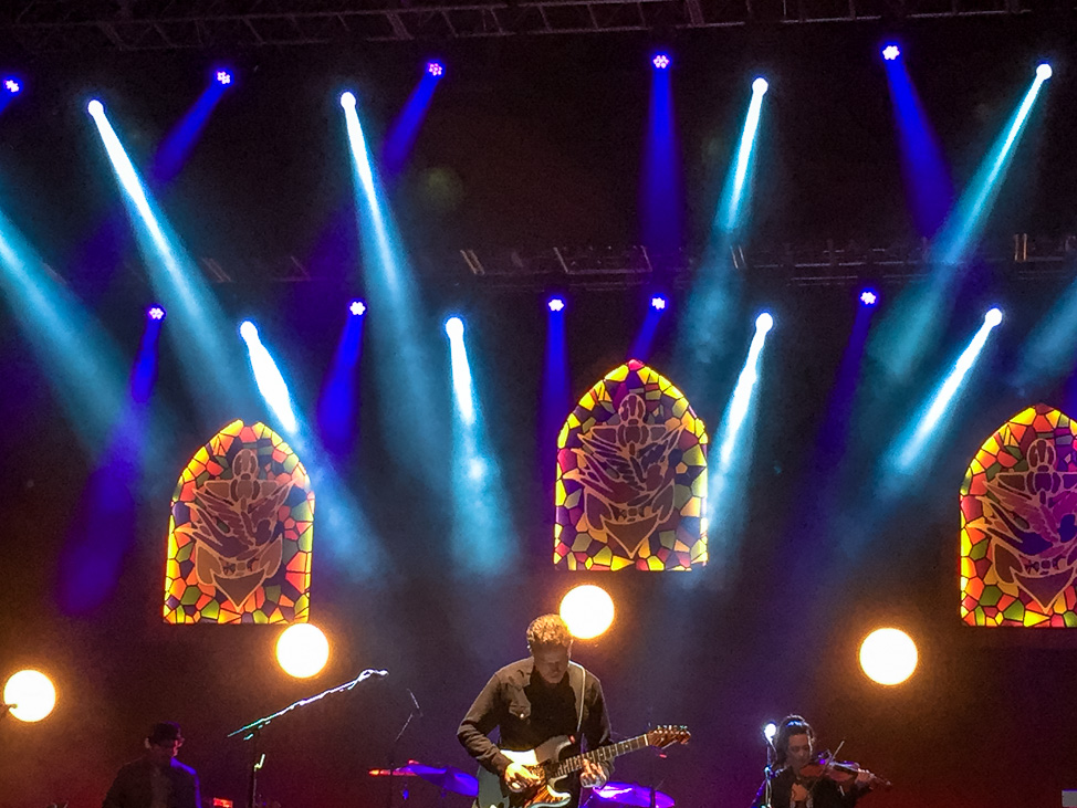 Jason Isbell at the St. Augustine Amphitheatre
