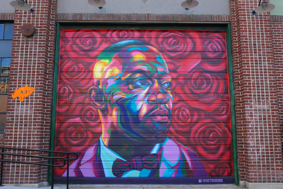 Mural Art in Denver
