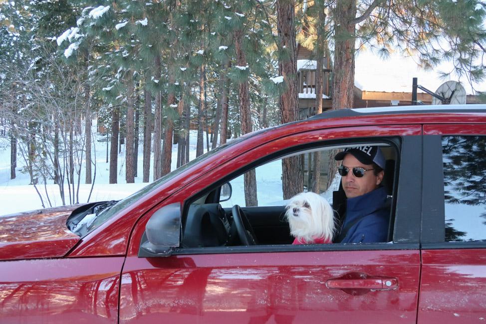 A Winter Retreat to Washington's Cascade Mountains