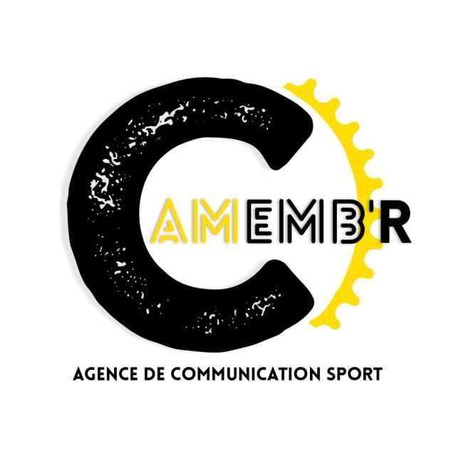 logo camemb'r agence communication evenementiel normandie sport 2020