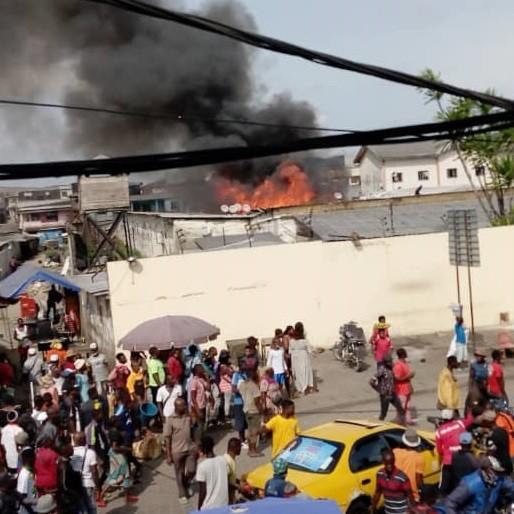 World news CAMEROUN :: Douala: Grave incendie à la prison centrale de New  Bell (Texte et vidéo) :: CAMEROON CAMEROUN INFO - CAMEROUN ACTU