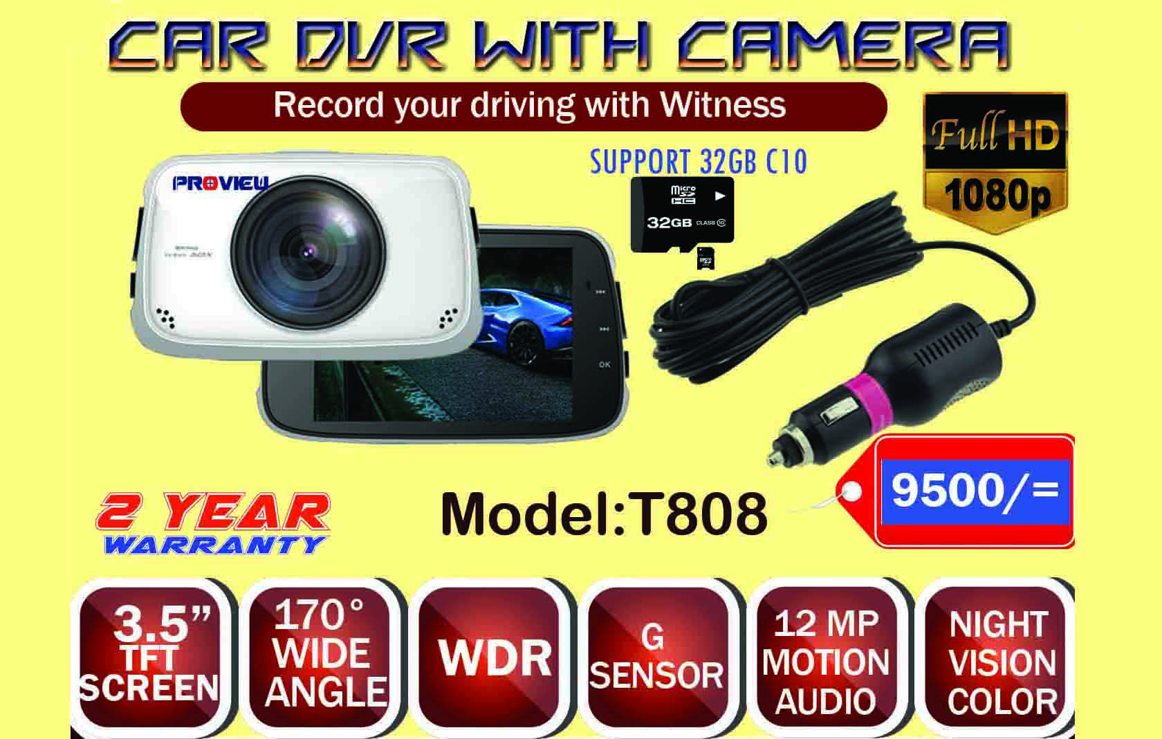 Best Car Security Camera To Record At Night