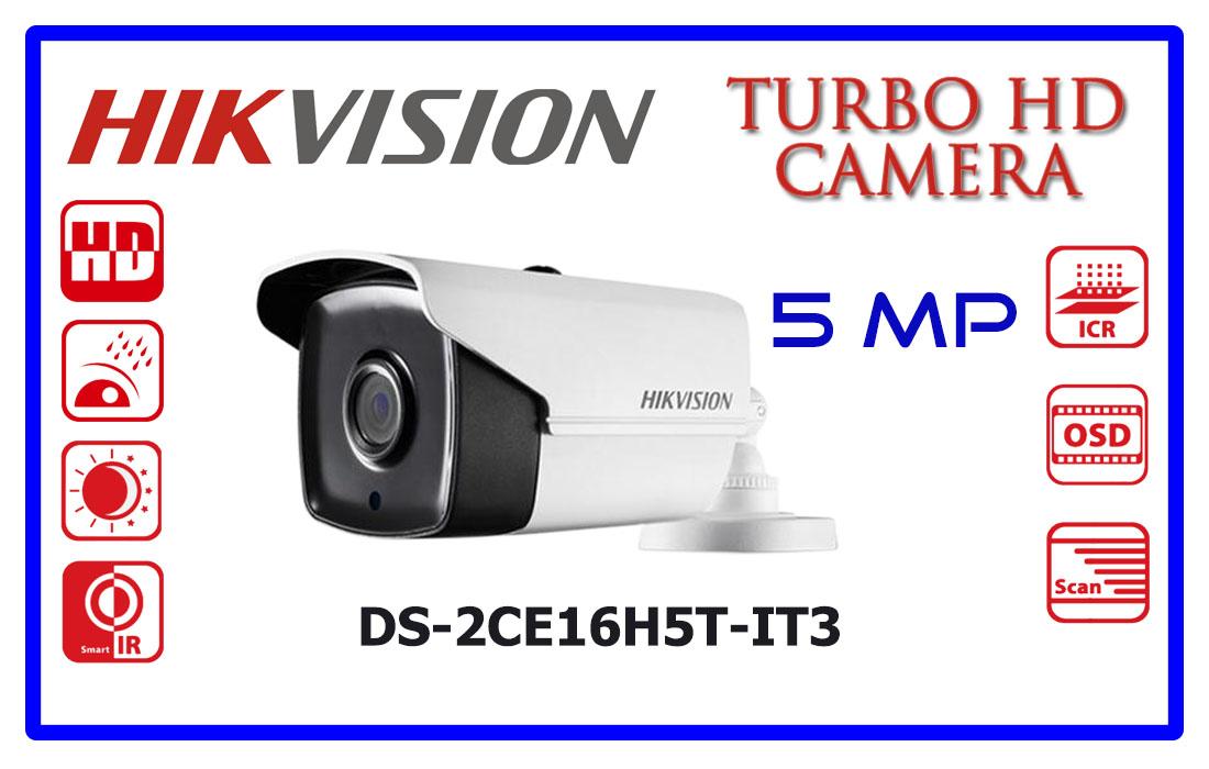 DS-2CE16H5T-IT3 HIKVISION CCTV CAMERA