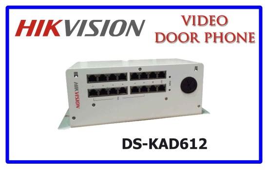 DS-KAD612 - Hikvision Video door phone accessories