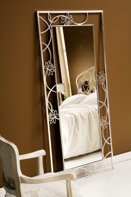 Cosa metto sopra al letto ? Specchiera Camera Da Letto Grande Da Muro Da Terra Basculalnte Tre Moduli