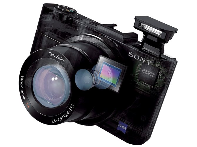 Sony RX 100 MK II - Nå med vridbar skjerm og blitssko.