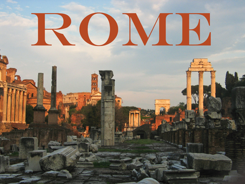 Custom Tours with Photography Workshops in Rome Italy.