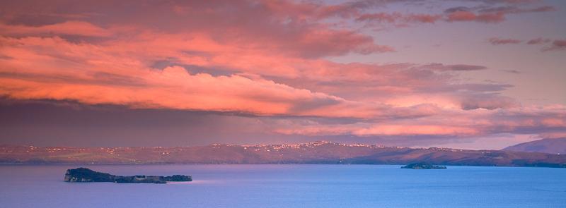 Lake Bolsena Sunset