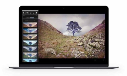 New LandscapePro software lets you replace sky, change light source