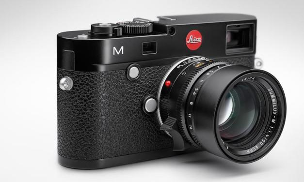 Leica Digital M rangefinder cameras turn 10