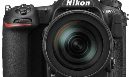 Save $500 on a Nikon D500 kit, plus instant rebates on Nikon lenses… but be quick!