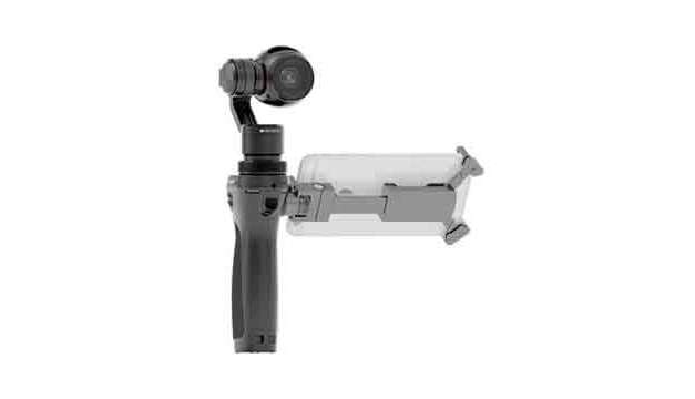 DJI unveils new Osmo+ camera with up to 7x zoom