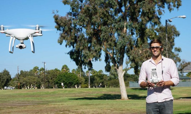 DJI, Epson launch eyewear for first-person views from your drone