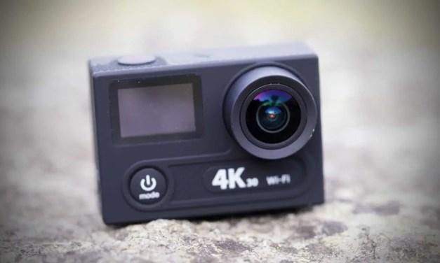 H8R action camera review verdict