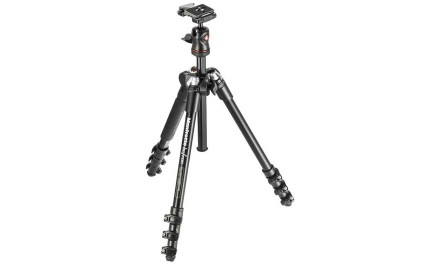 Daily Deal: get Manfrotto's Befree lightweight travel tripod at 33% off