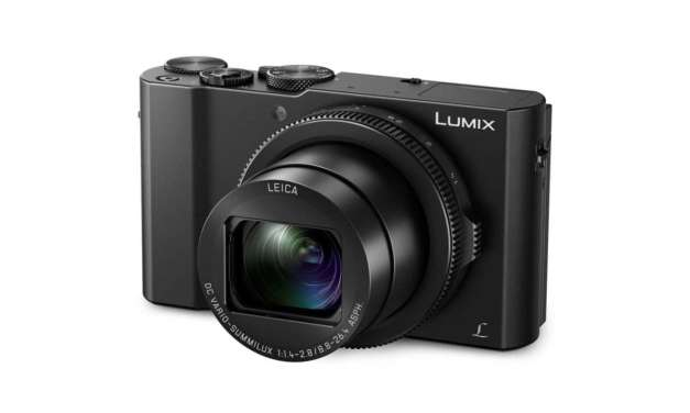 Panasonic LX15 introduces 4K video, f/1.4 lens