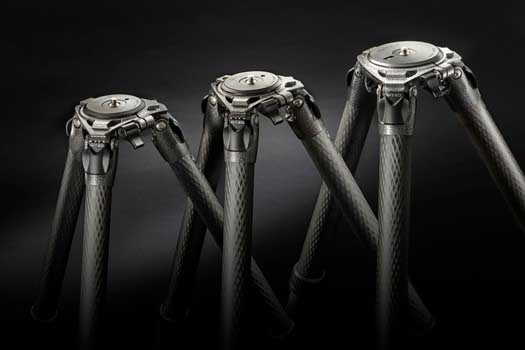 Gitzo unveils new Systematic range of high-end tripods, monopods
