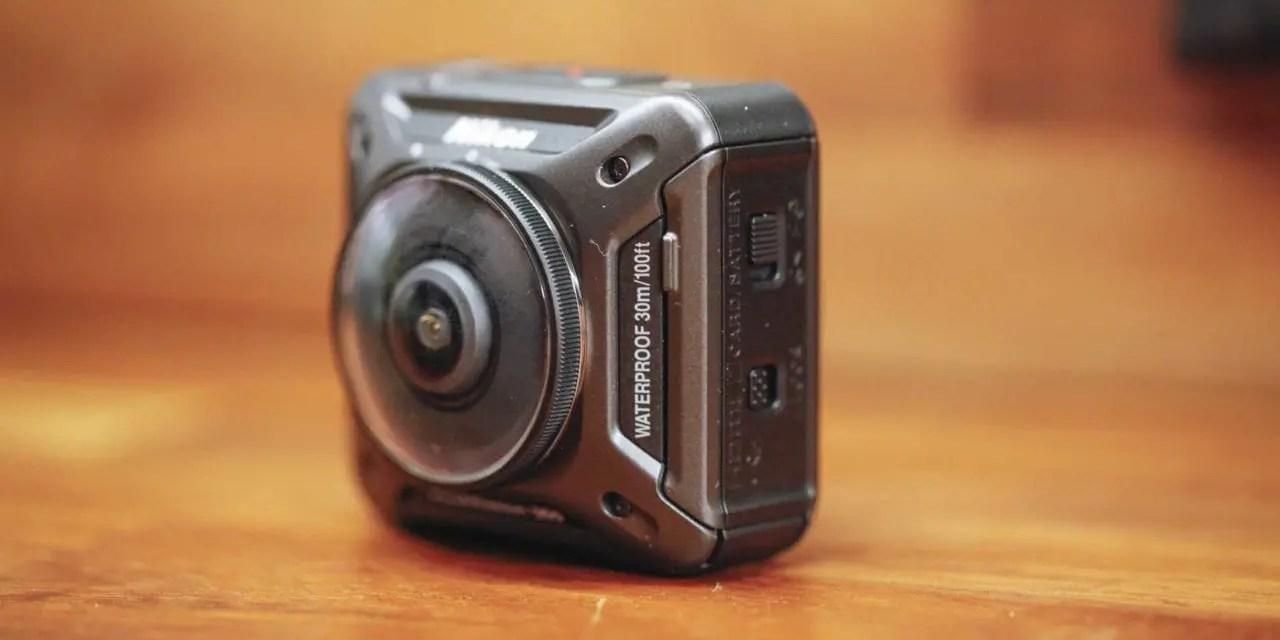 Nikon KeyMission 360 sample videos