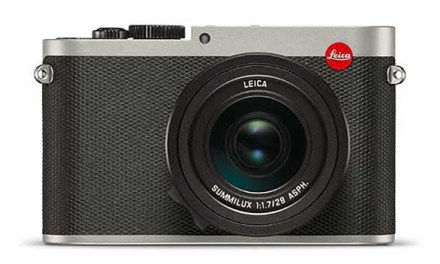 Leica Q launched in luxury 'Titanium gray'