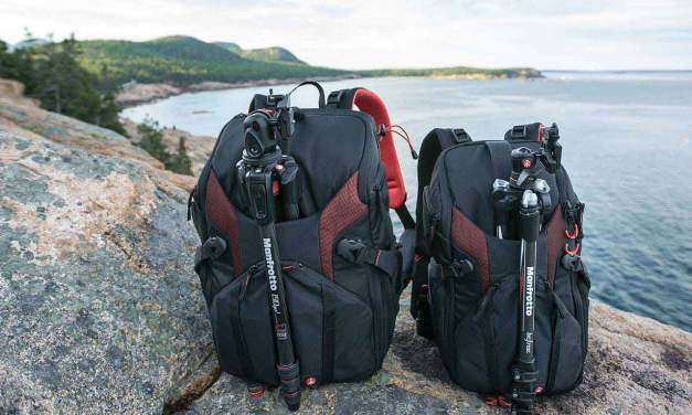 Manfrotto debuts Pro Light 3N1 backpack with three carry options