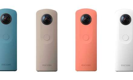 Ricoh plans to expand Theta line despite big losses overall