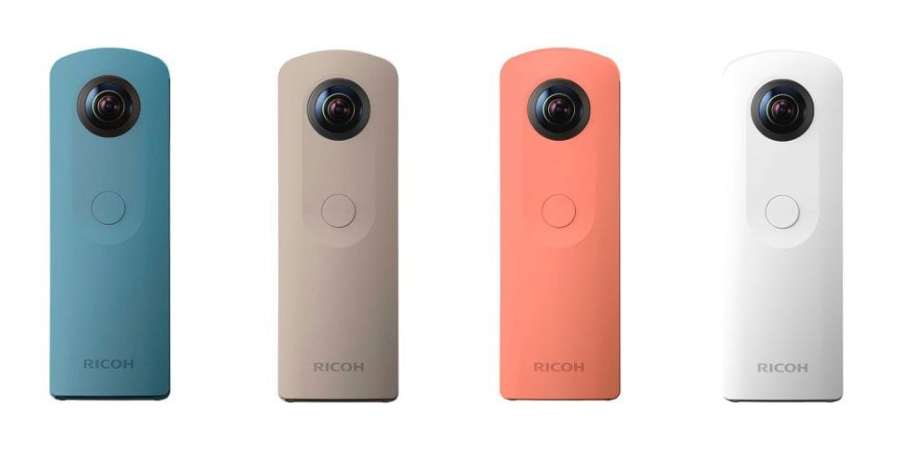 Ricoh cuts price of Theta SC by $100/£100