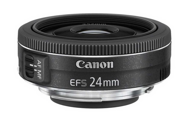 Daily Deal: save 30% on this Canon EF-S 24mm f/2.8 STM lens