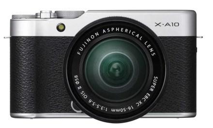 Fuji X-A10: price, specs, release date confirmed