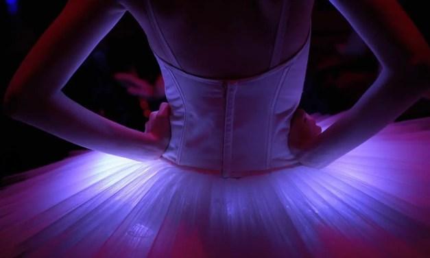 Inside the camera bag of ballet photographer Laurent Liotardo
