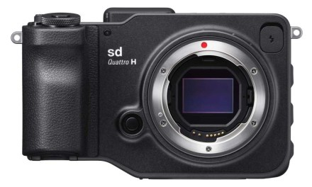 Sigma sd Quattro H price, release date revealed