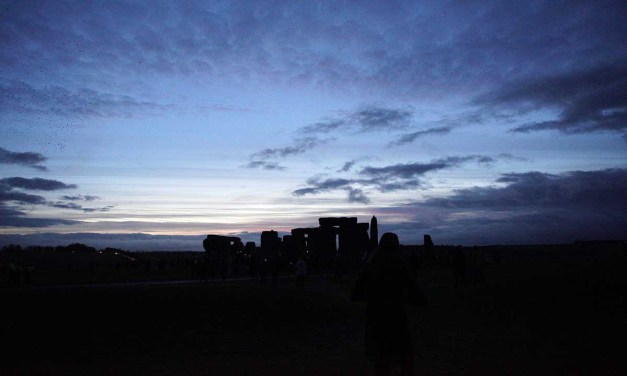 Photographing the Winter Solstice