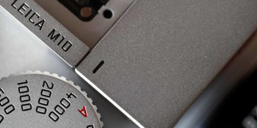 Leica M10 review